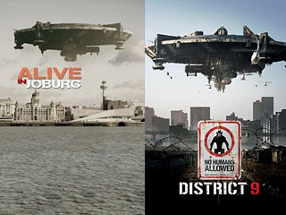 "Neill Blomkamp's short in 2005 led to the ""District 9"" feature in 2009."