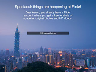 "What was once Flickr Pro is now a not so ""spectacular"" change."