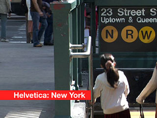 Gary Hustwit's 'Helvetica' has sold very well online