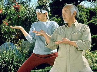 karate kid Good to Great : 8 Steps to Improving Your Storytelling