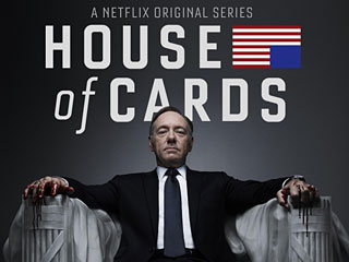 Netflix Original Programming presents 'House of Cards'