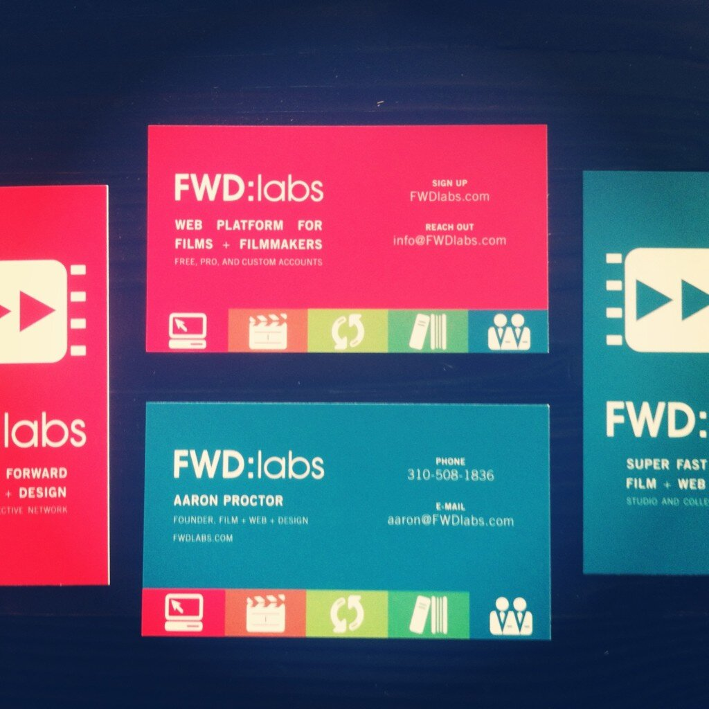 Photo for FWD:labs Business Cards