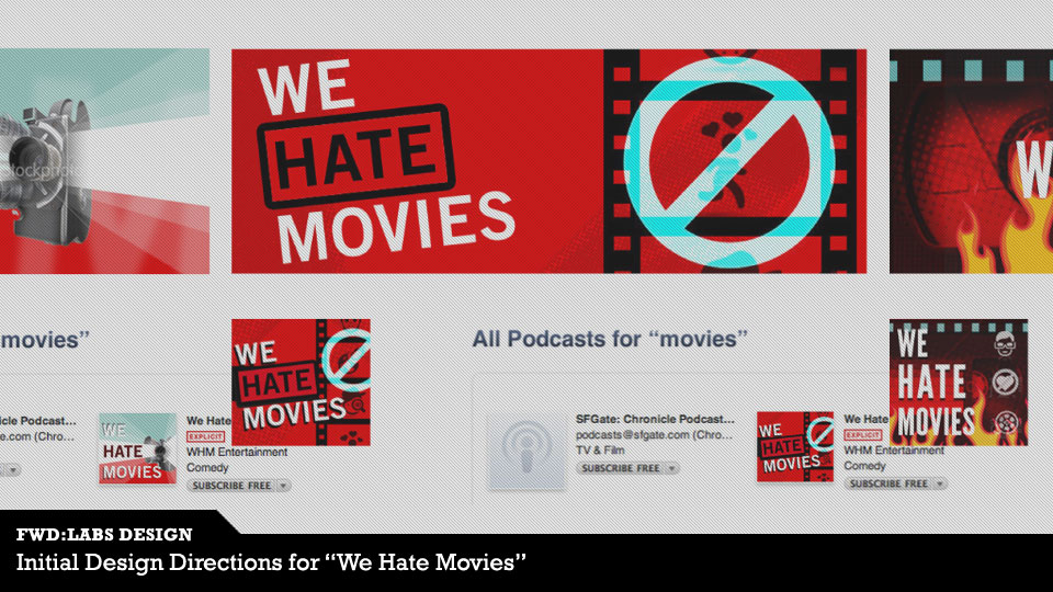 Photo for We Hate Movies Logo