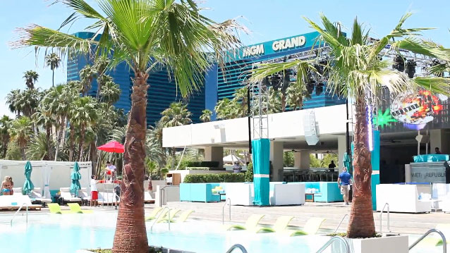 """Photo for MGM """"Wet Republic"""""""