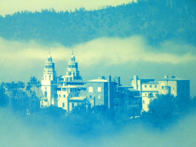 Photo for Hearst Castle at Night