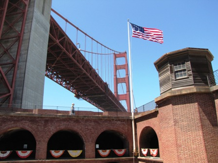 Photo for Sentinel at the Golden Gate
