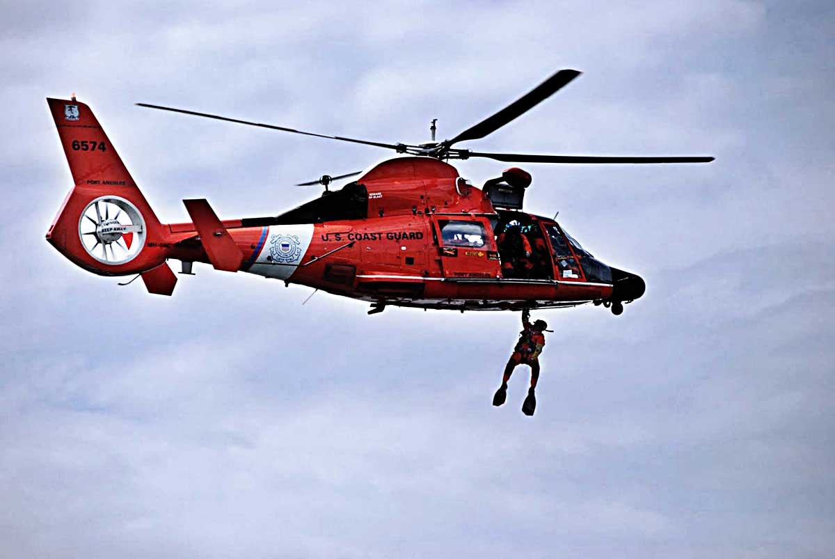 Photo for Search and Rescue