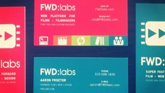 FWD:labs Business Cards