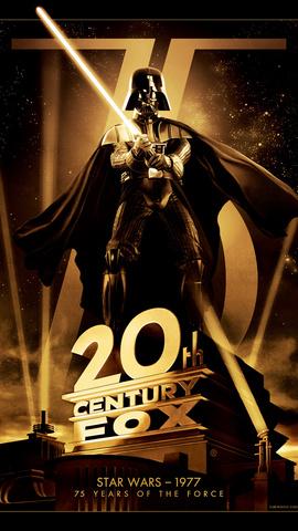 "Photo for 20th Century Fox ""75 Years"""