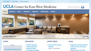 UCLA Center for East-West Medicine