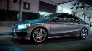 Mercedes 2014 CLA