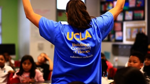 "Photo for UCLA Magazine ""A Century of Coach"""