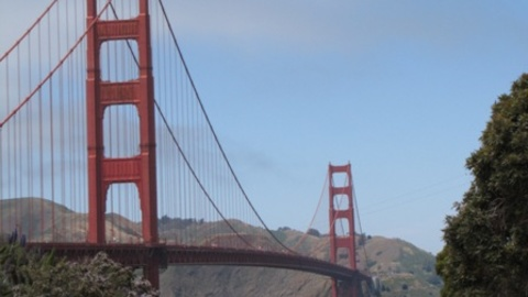 Photo for Golden Gate Bridge's 75th anniversary