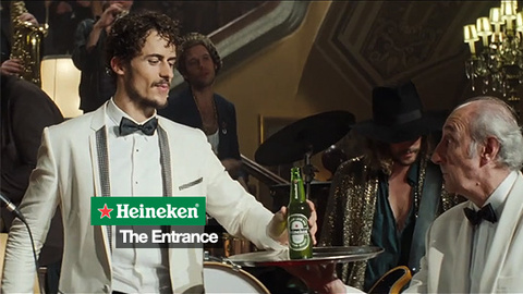 "Photo for Heineken ""The Entrance"""