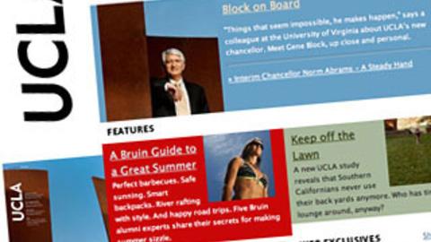 Photo for magazine.ucla.edu