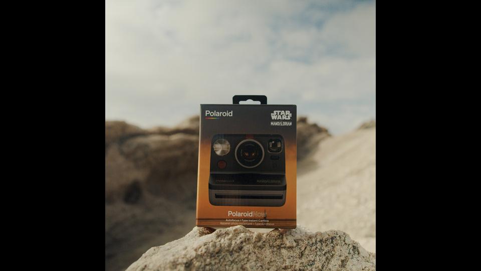 "Photo for Polaroid ""Star Wars: The Mandalorian Edition"""