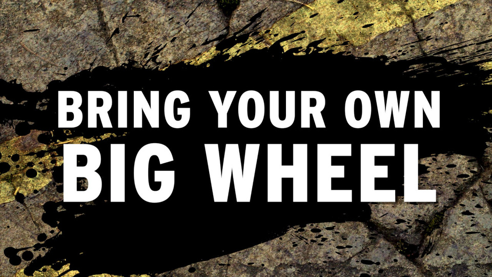 Photo for Bring Your Own Big Wheel
