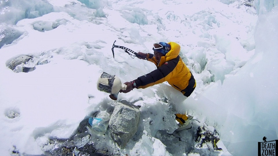 Photo for Death Zone: Cleaning Mount Everest