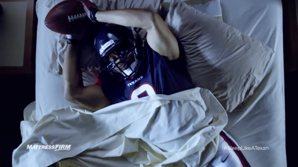 "Photo for Mattress Firm ""The Houston Texans\"""
