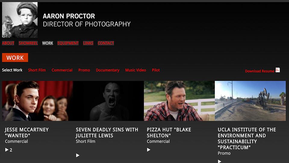 Photo for AaronProctor.com
