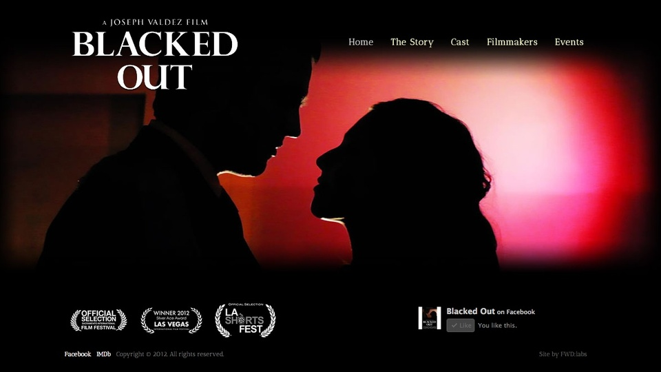 Photo for BlackedOutMovie.com